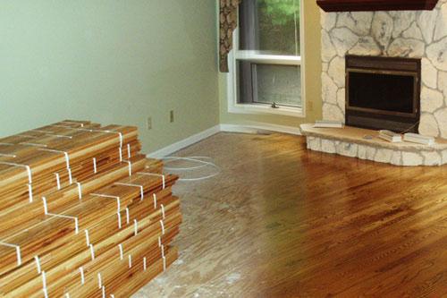 Hardwood Installation, Refinishing and Restoring in Roseland, NJ