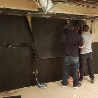 Mass Loaded Vinyl Soundproofing