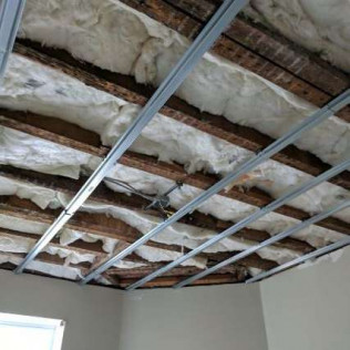 Soundproofing a Residential Ceiling